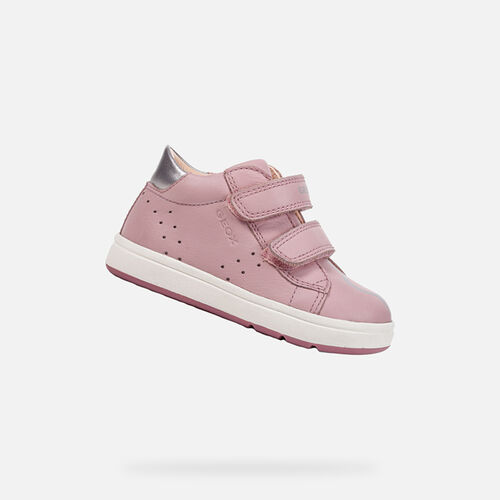 FIRST STEPS BABY GEOX BIGLIA BABY GIRL - null