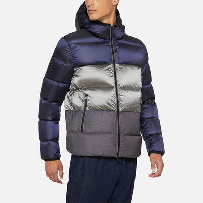 DOWN JACKETS MAN GEOX KASPAR MAN