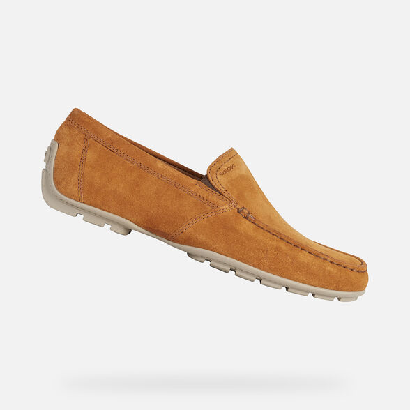 MAN LOAFERS GEOX MONER MAN - 1