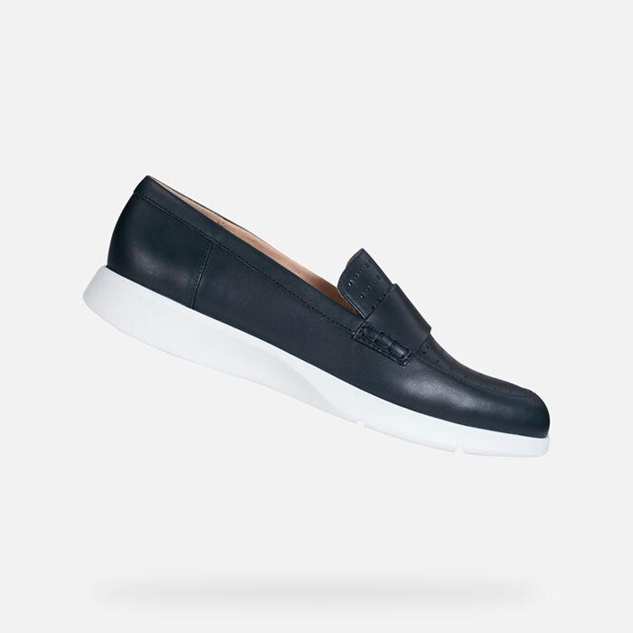 Lacets Mocassins Et Chaussures Geox À Femme xWWvnSORp