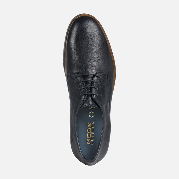 MAN FORMAL SHOES GEOX BAYLE MAN - 6