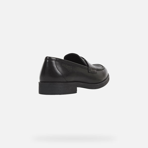 GIRL UNIFORM SHOES GEOX AGATA GIRL - 5