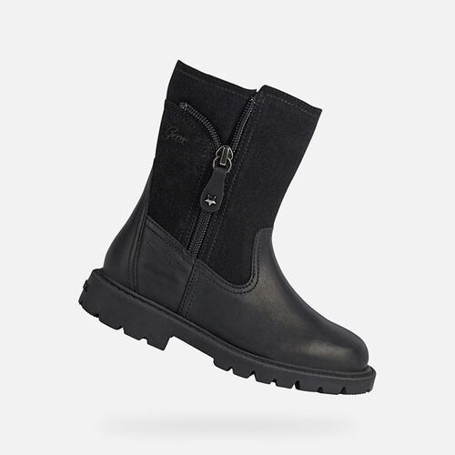 BOOTS GIRL GEOX SHAYLAX WPF GIRL - null