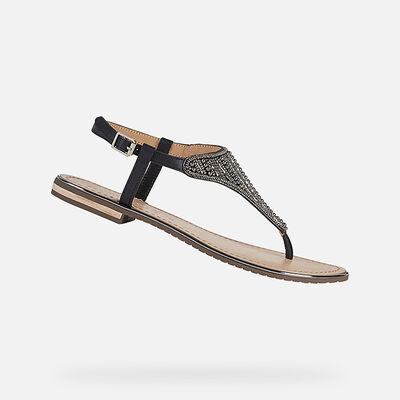 SANDALS WOMAN GEOX SOZY PLUS WOMAN