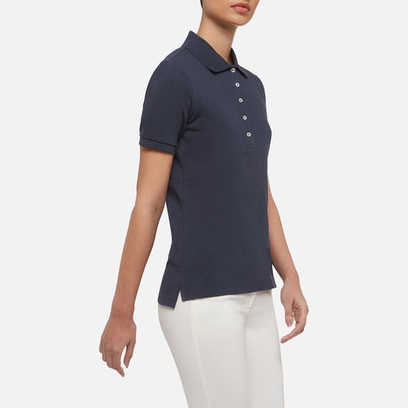 WOMAN T-SHIRTS GEOX SUSTAINABLE WOMAN - 4