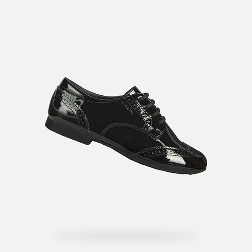 UNIFORM SHOES JR PLIE GIRL