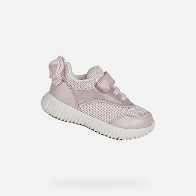 SNEAKERS BABY GEOX WAVINESS BABY GIRL