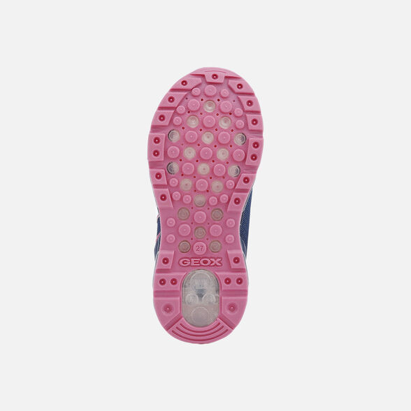 LIGHT-UP SHOES GIRL GEOX ANDROID GIRL - 7