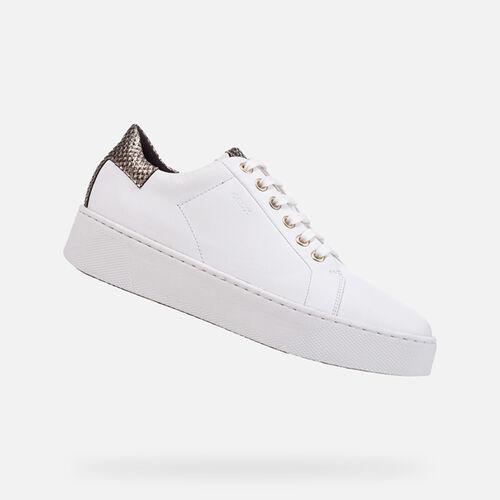 SNEAKERS WOMAN GEOX SKYELY WOMAN - null