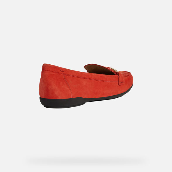 WOMAN LOAFERS GEOX ANNYTAH WOMAN - 5
