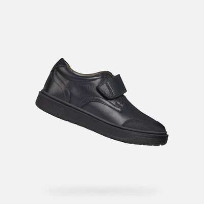 UNIFORM SHOES BOY GEOX RIDDOCK BOY