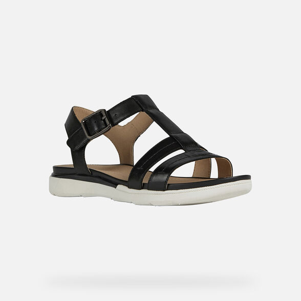 WOMAN SANDALS GEOX HIVER WOMAN - 3