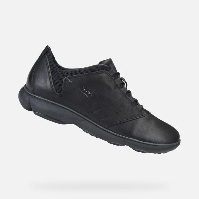 herrenschuhe mit der patentierten nebula technologie geox  Neue Geox Navy Sneakers Herren Verkauf P 184 #3