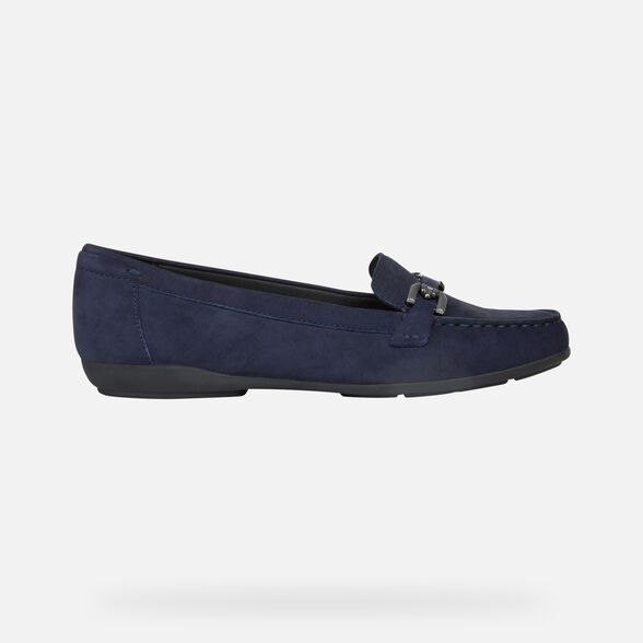 WOMAN LOAFERS GEOX ANNYTAH WOMAN - 2