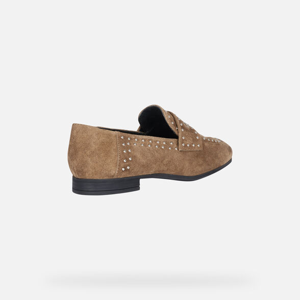 LOAFERS WOMAN GEOX MARLYNA WOMAN - 5