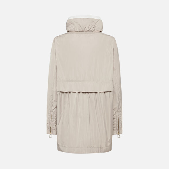 WOMAN ANORAKS GEOX GENZIANA WOMAN - 5