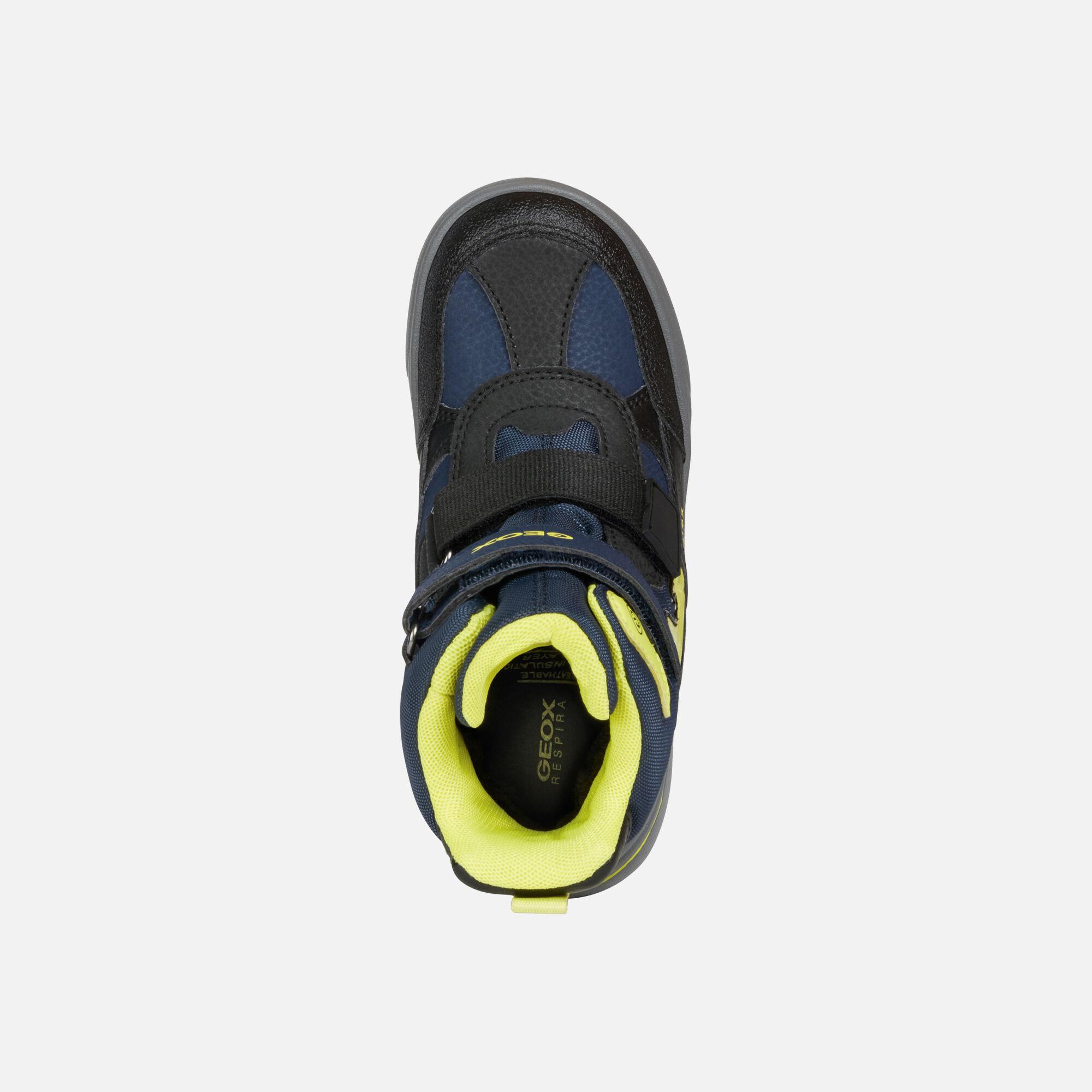 zapatos geox azul marino 50