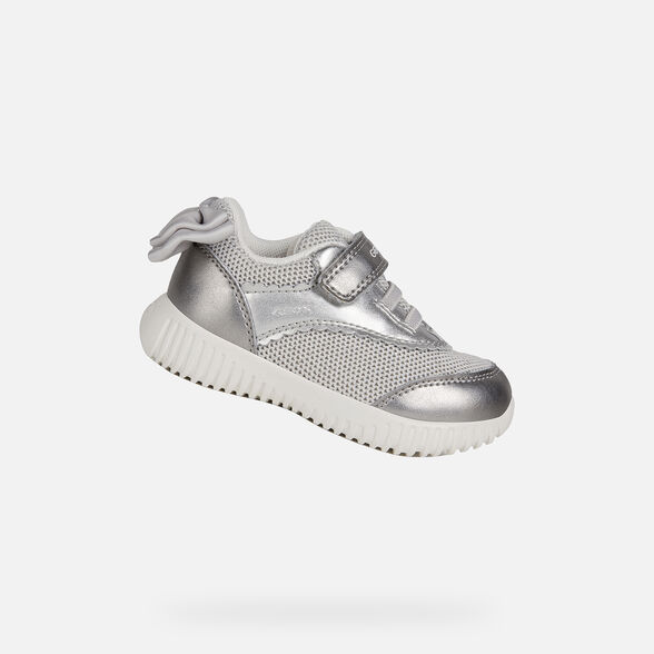 BABY SNEAKERS GEOX WAVINESS BABY GIRL - 1