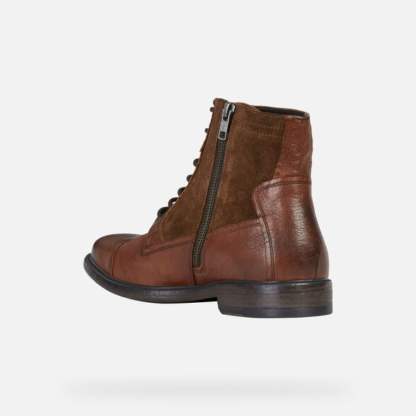 BOOTS MAN GEOX TERENCE MAN - 4