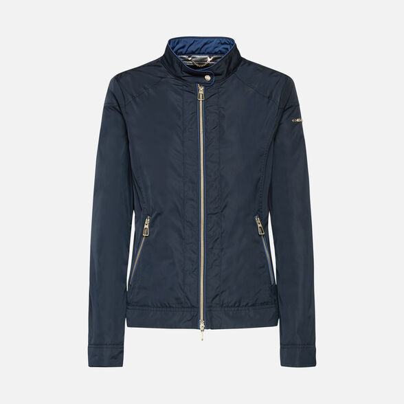 WOMAN JACKETS GEOX GENZIANA WOMAN - 1