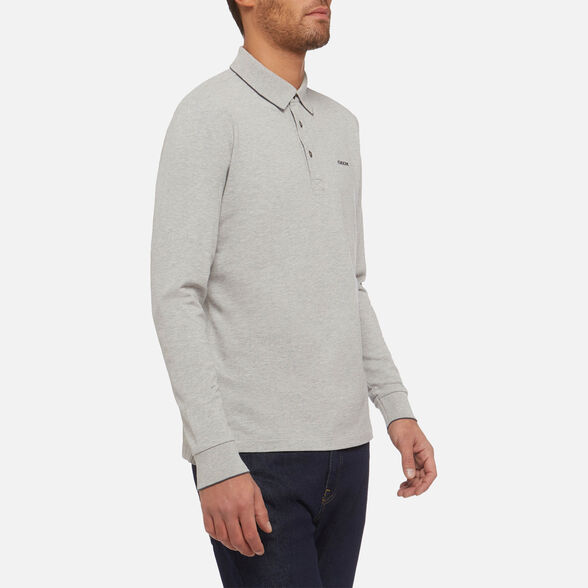 MAN T-SHIRTS GEOX SUSTAINABLE MAN - 4