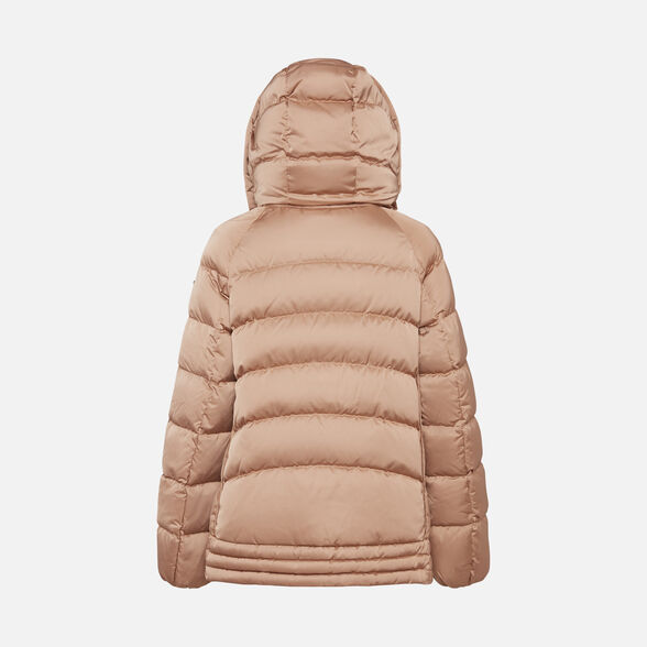 WOMAN DOWN JACKETS GEOX CHLOO WOMAN - 5