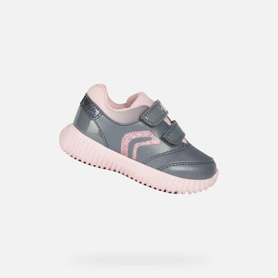 LOW TOP BABY GEOX WAVINESS BABY GIRL