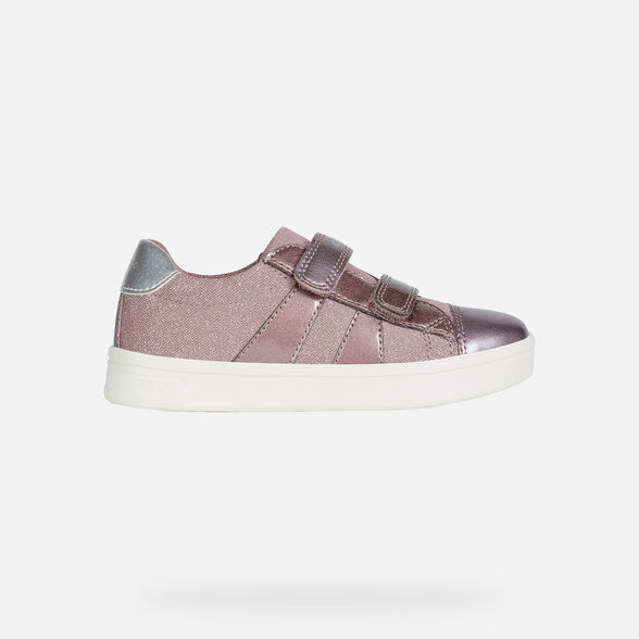 GIRL SNEAKERS GEOX DJROCK GIRL - 2