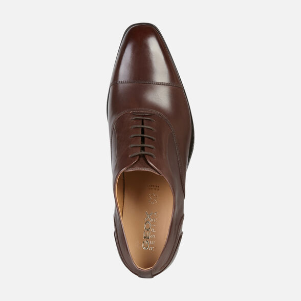 CHAUSSURES HABILLÉES HOMME GEOX NEW LIFE HOMME - 6