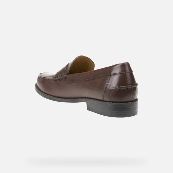 MAN LOAFERS GEOX NEW DAMON MAN - 4