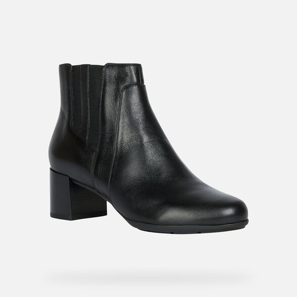 ANKLE BOOTS WOMAN GEOX NEW ANNYA WOMAN - 3