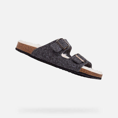 SLIDES WOMAN GEOX BRIONIA WOMAN - null