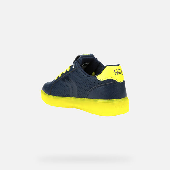 LIGHT-UP SHOES BOY GEOX KOMMODOR BOY - 5