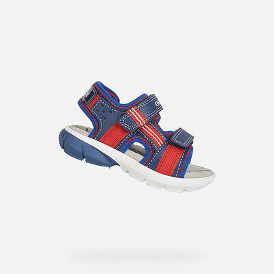 SANDALS BABY GEOX FLEXYPER BABY BOY