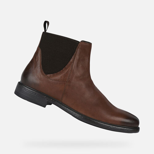 BOTTES HOMME GEOX TERENCE HOMME - null