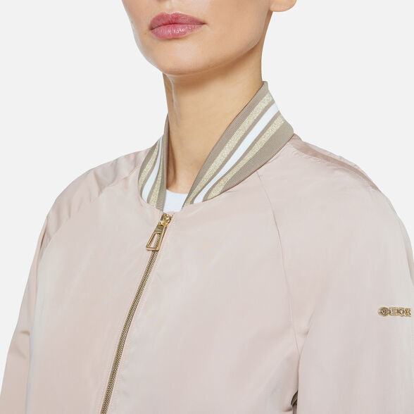 WOMAN JACKETS GEOX TOPAZIO WOMAN - 9