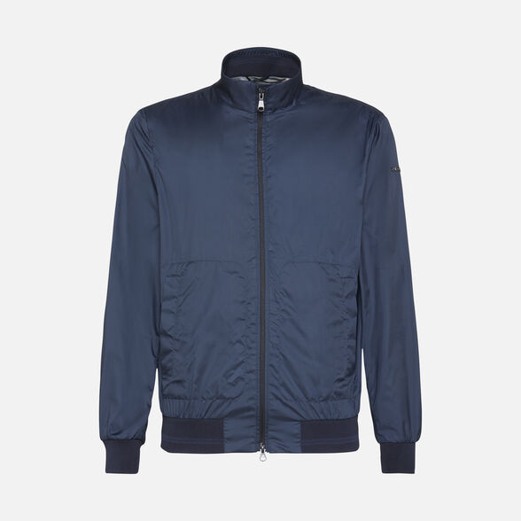 MAN JACKETS GEOX PISA MAN - 1