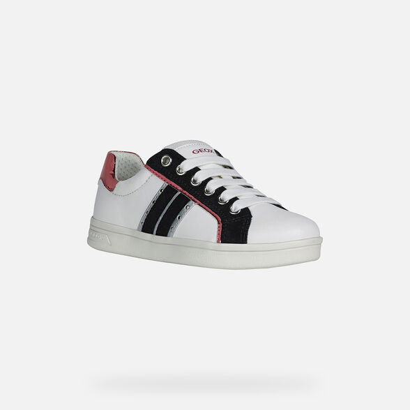 SNEAKERS GIRL GEOX DJROCK GIRL - 3