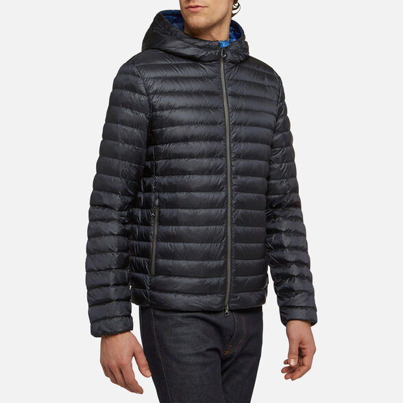 MAN ANORAKS GEOX WARRENS MAN - 4