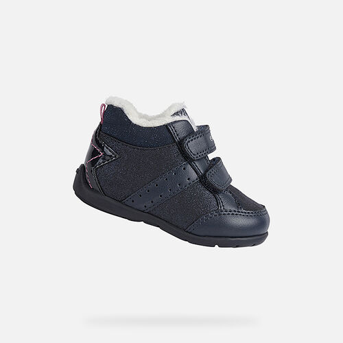 FIRST STEPS BABY GEOX ELTHAN BABY GIRL - null