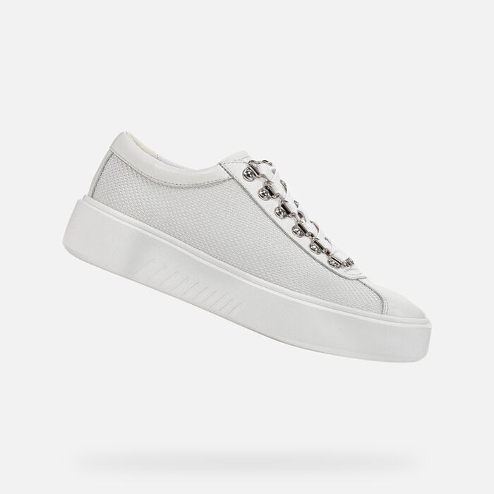 Women's Sneakers Shoes Breathable | Geox
