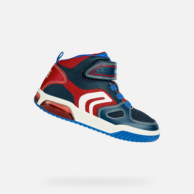 LIGHT-UP SHOES BOY JR INEK