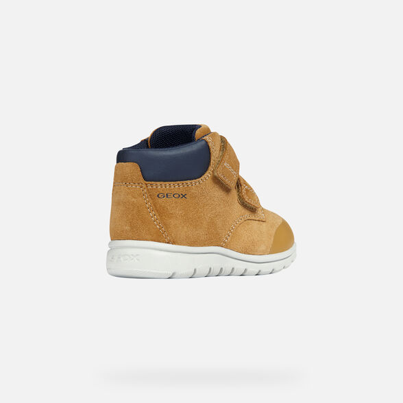 ANKLE BOOTS BABY GEOX XUNDAY BABY BOY - 6