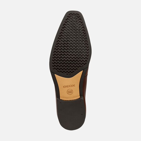 FORMAL SHOES MAN GEOX NEW LIFE MAN - 8