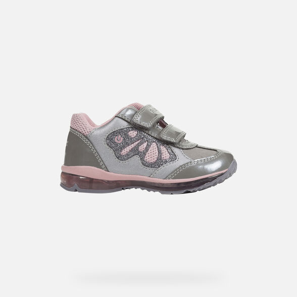 LIGHT-UP SHOES BABY GEOX TODO BABY GIRL - 2