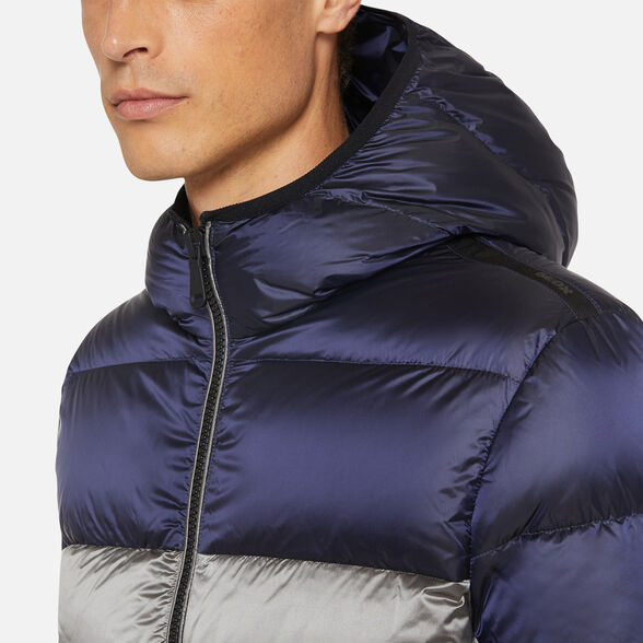 DOWN JACKETS MAN GEOX KASPAR MAN - 9