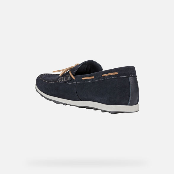 MAN LOAFERS GEOX CALAROSSA MAN - 4