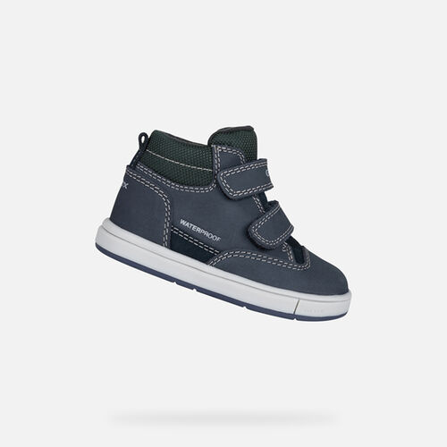 SNEAKERS BABY GEOX TROTTOLA WPF BABY BOY - null