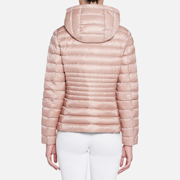 WOMAN DOWN JACKETS GEOX JAYSEN WOMAN - 6