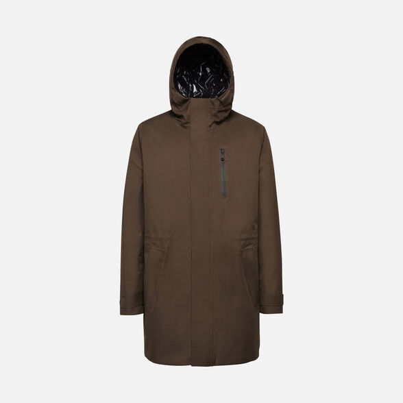 MAN ANORAKS GEOX CLINTFORD MAN - 1